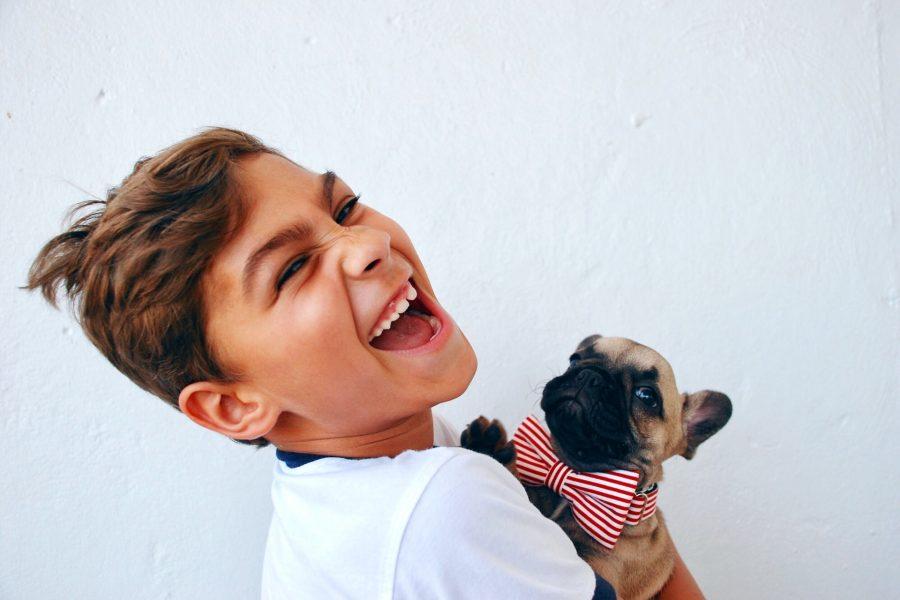 Παιδί & σκύλος: Μια διαμεσολαβητική σχέση αγάπης