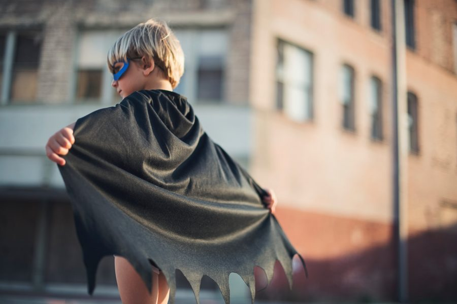 Τι θέλεις να γίνεις τώρα που μεγάλωσες;