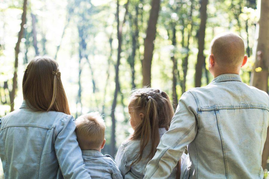 Γονείς ενωμένοι, παιδιά σε ισορροπία