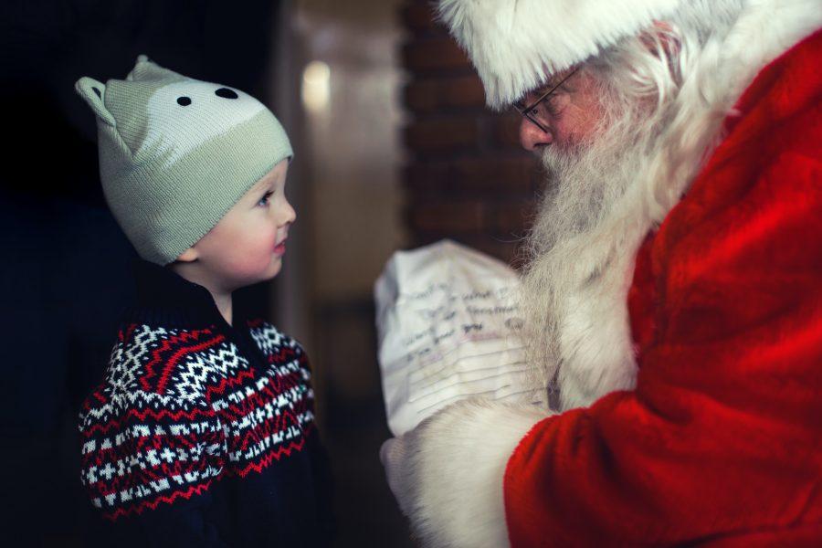 Να πιστεύει το παιδί μου στον Άγιο Βασίλη;