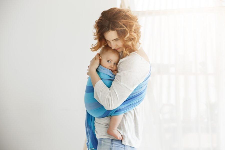 5+1 λόγοι για να φοράς το μωρό σου