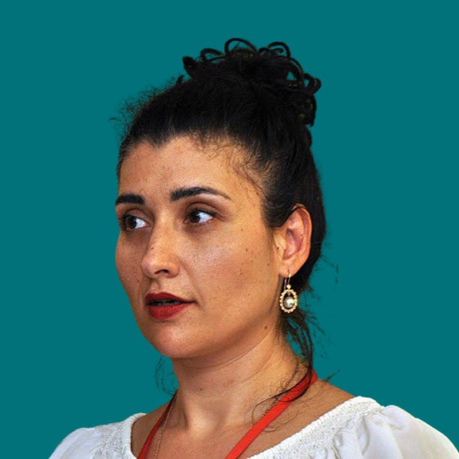 Mαρία Καρακωστάνογλου