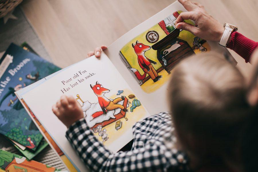 Παιδί & γλώσσα: Μαθαίνοντας από τις λέξεις
