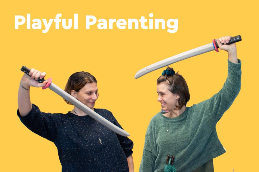 Playful Parenting: Παίζοντας παρέα με το παιδί μου