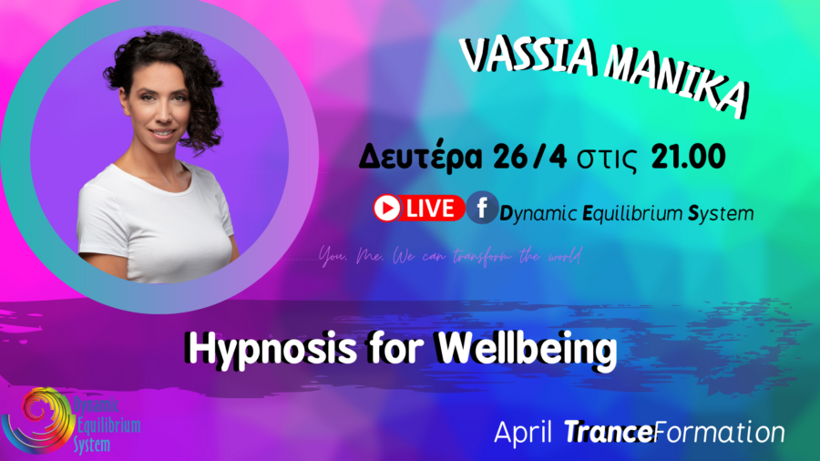 Hypnosis For Wellbeing