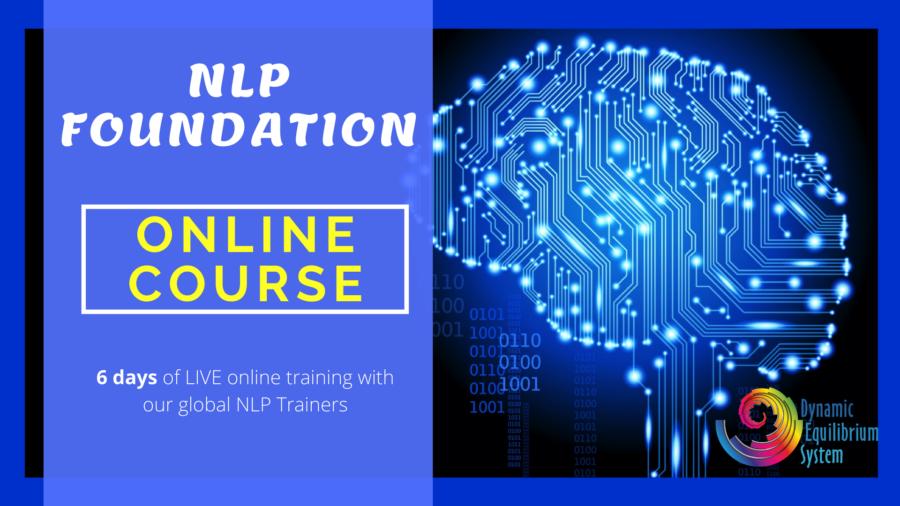 NLP Foundation 2021 Online: Η βάση της τέχνης του Νευρογλωσσικού Προγραμματισμού