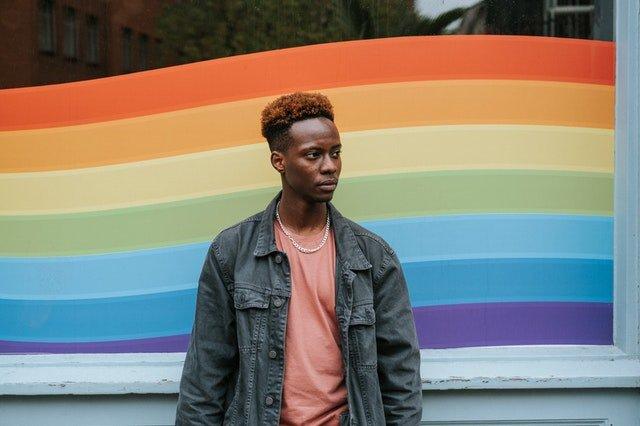 Στερεότυπα Αποδοχή - LGBTQ αγόρι