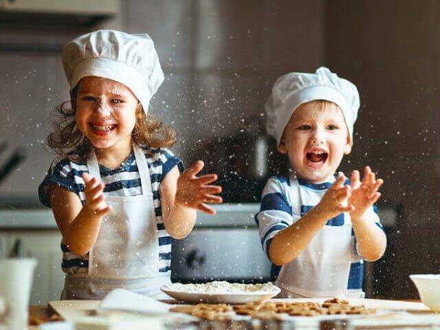 Μαγειρική 4-12 ετών
