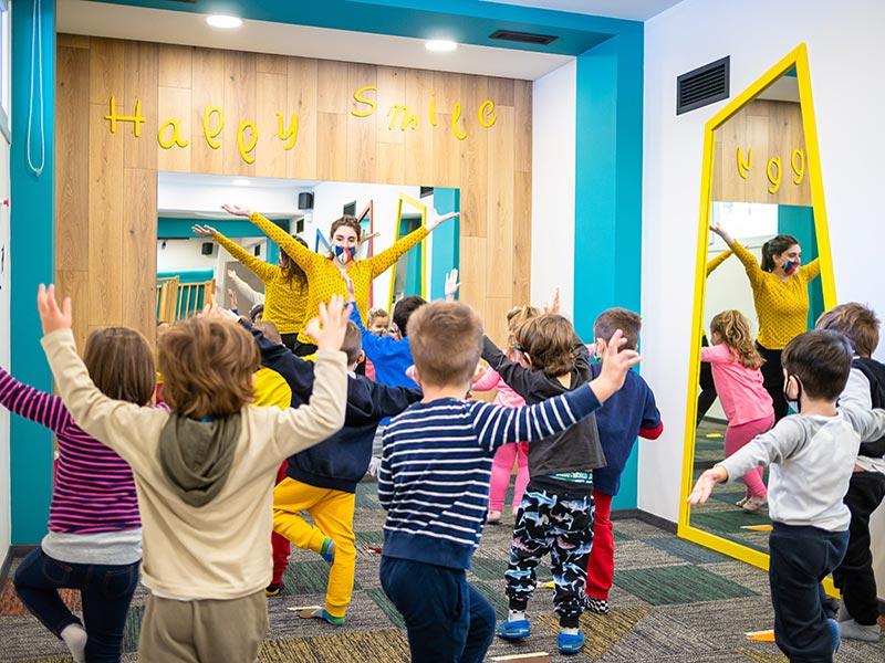 Kids Yoga 4-12 ετών