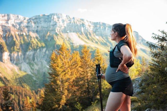 οδηγίες για εγκύους έγκυος κάνει ορειβασία