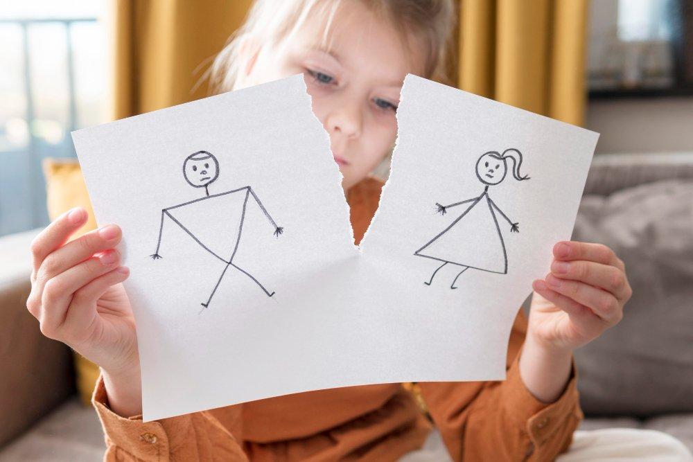 Συνεπιμέλεια διαζύγιο παιδί χωρισμένων γονιών
