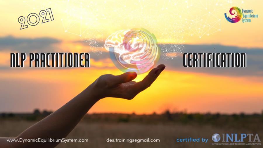 Εκπαιδευτικό Πρόγραμμα NLP Practitioner Certification Σεπτέμβριος 2021