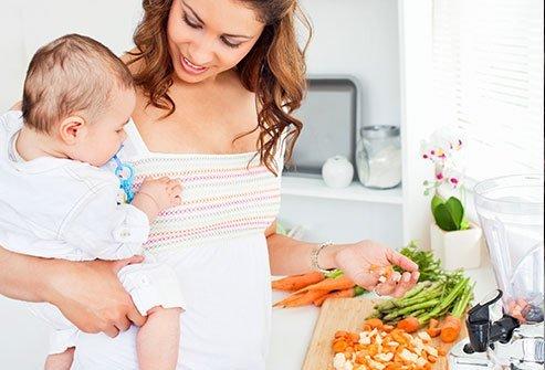 Σεμινάριο Διατροφής – Πως να διώξετε τα κιλά της εγκυμοσύνης μετά την περίοδο της λοχείας!