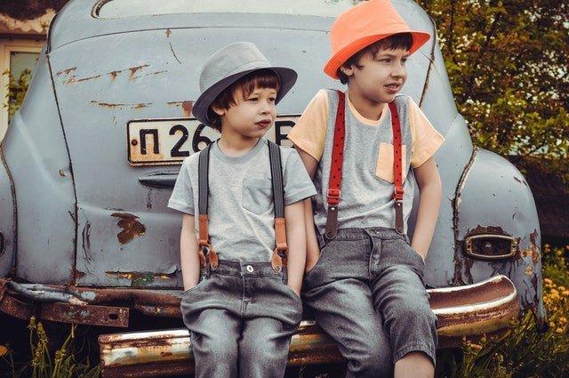 Ανασφάλειες παιδιού 2 αγόρια